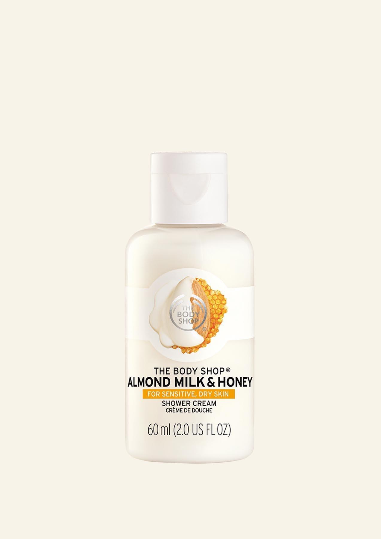 Krem dushi Almond Milk & Honey Soothing