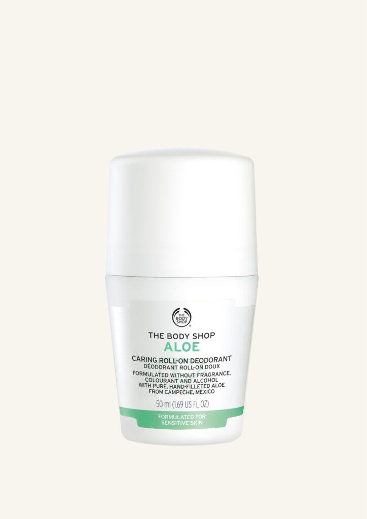 Deodorant Aloe Caring Roll-on