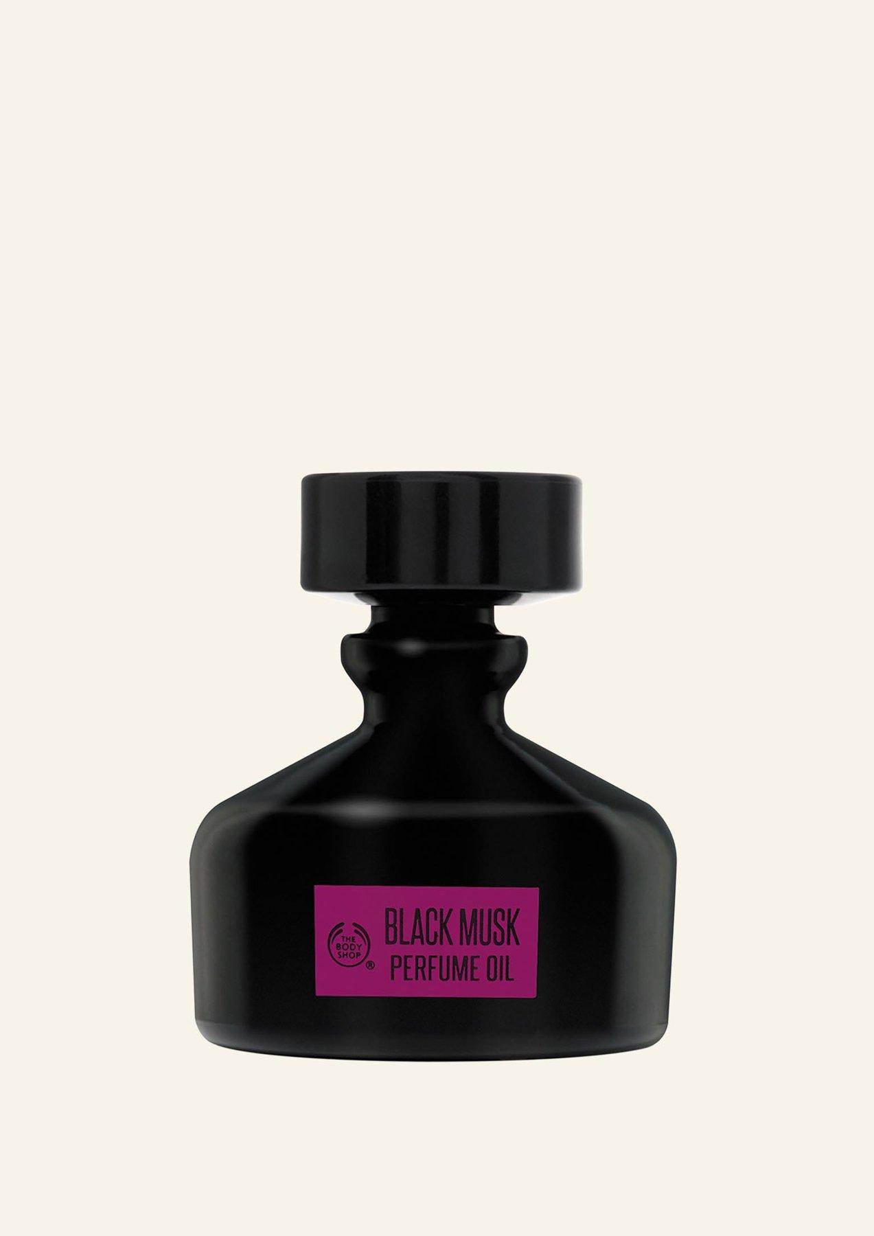 Parfum Vajor Black Musk