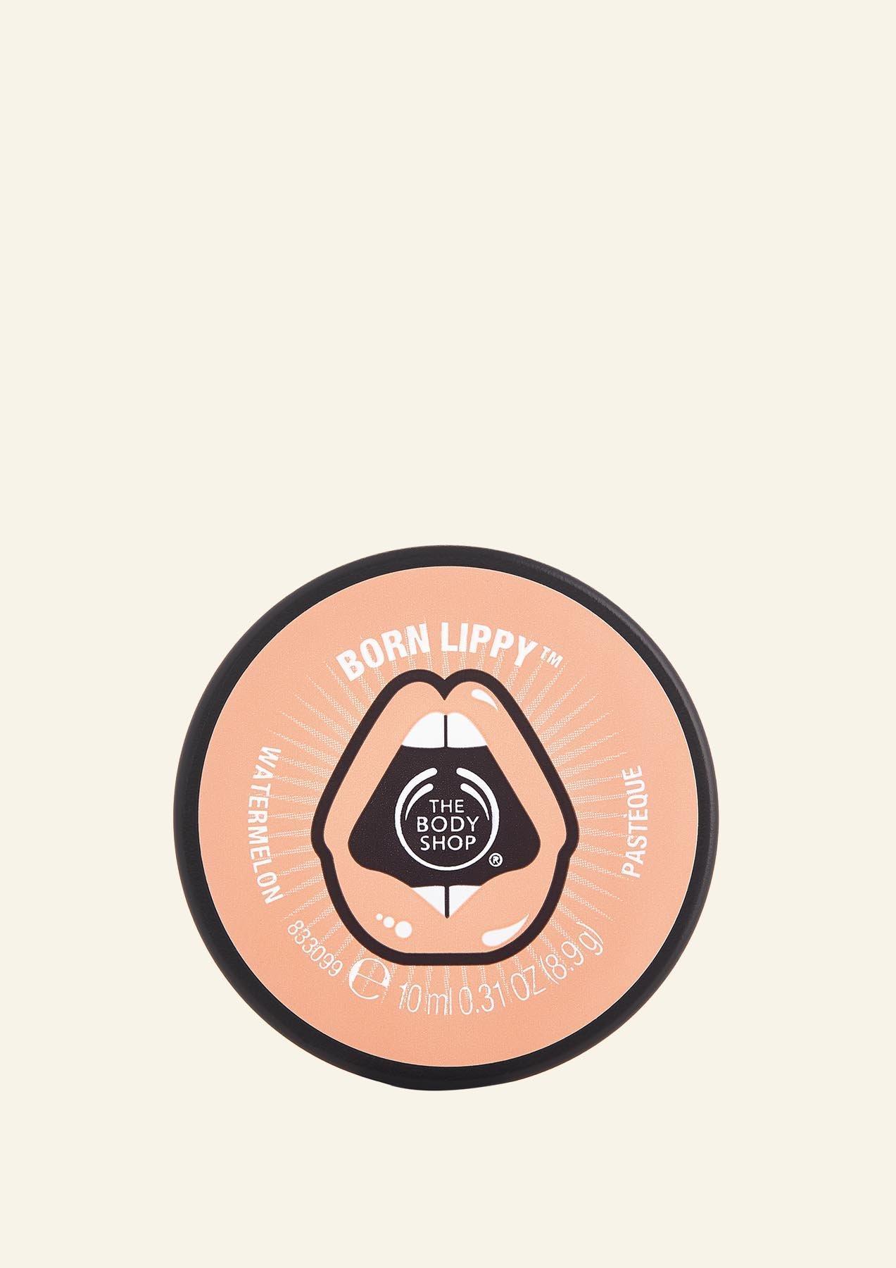 Born Lippy™ Pot Lip Balm - Watermelon