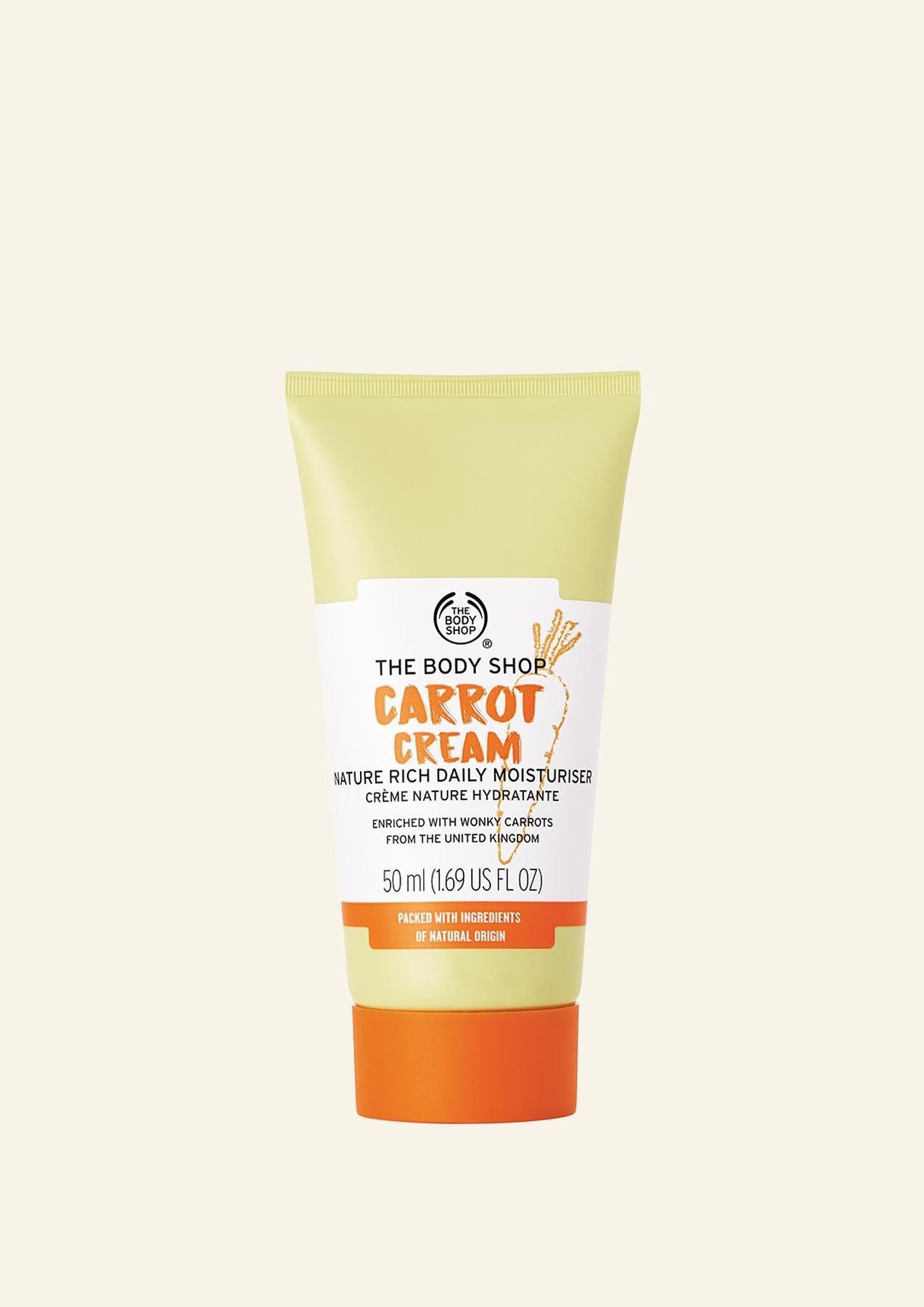 Krem i Pasur Përditshmërie Carrot Cream Nature