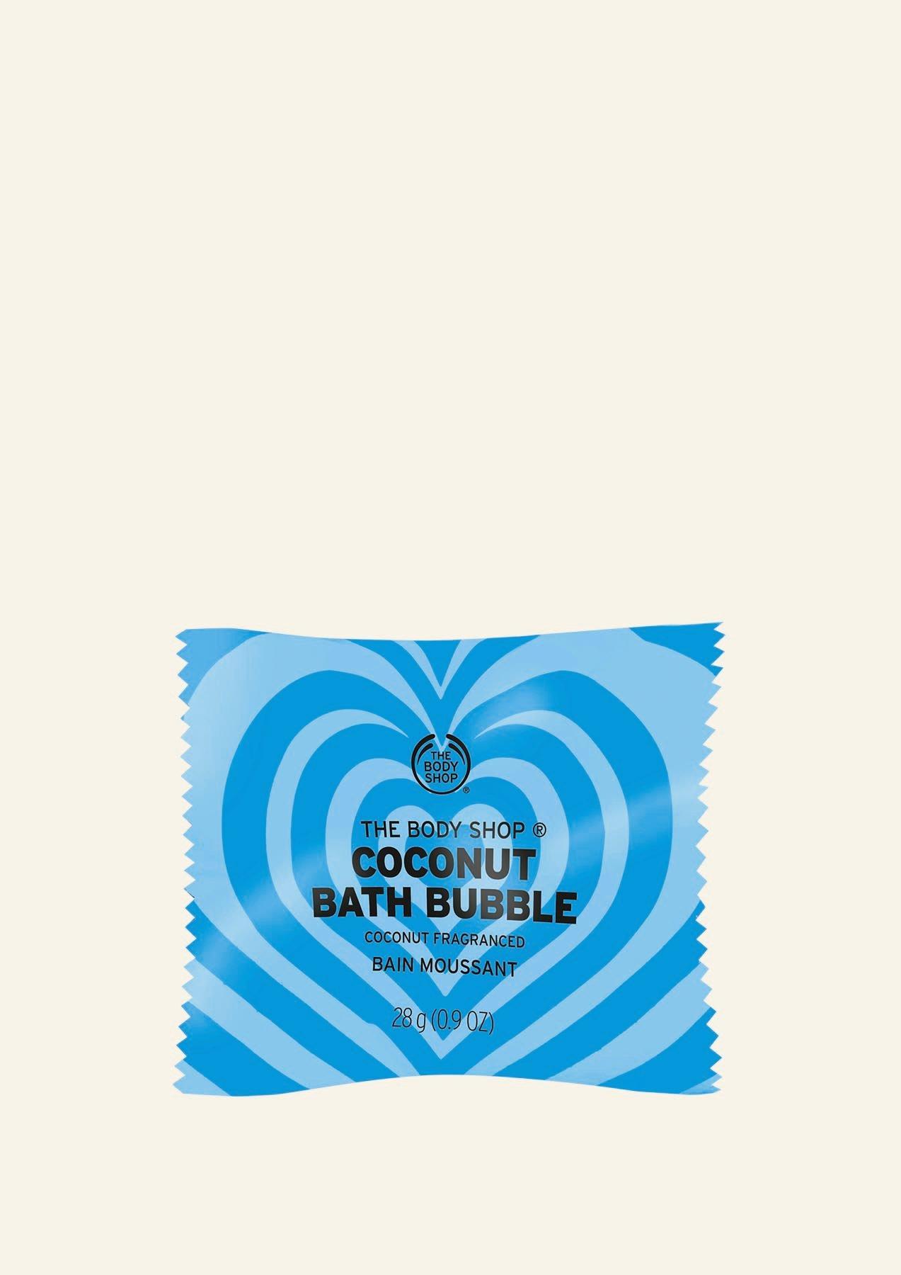 Bath Bubble me Aromë Kokosi