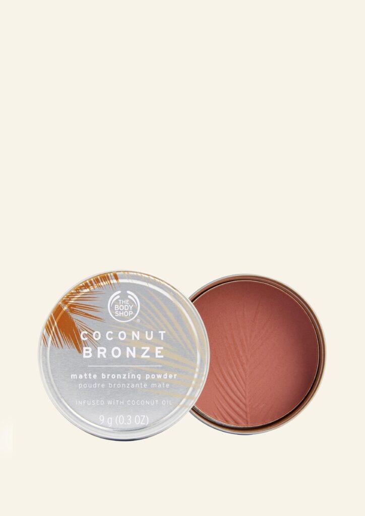 Pudra Bronzuese Matifikuese Coconut Bronze