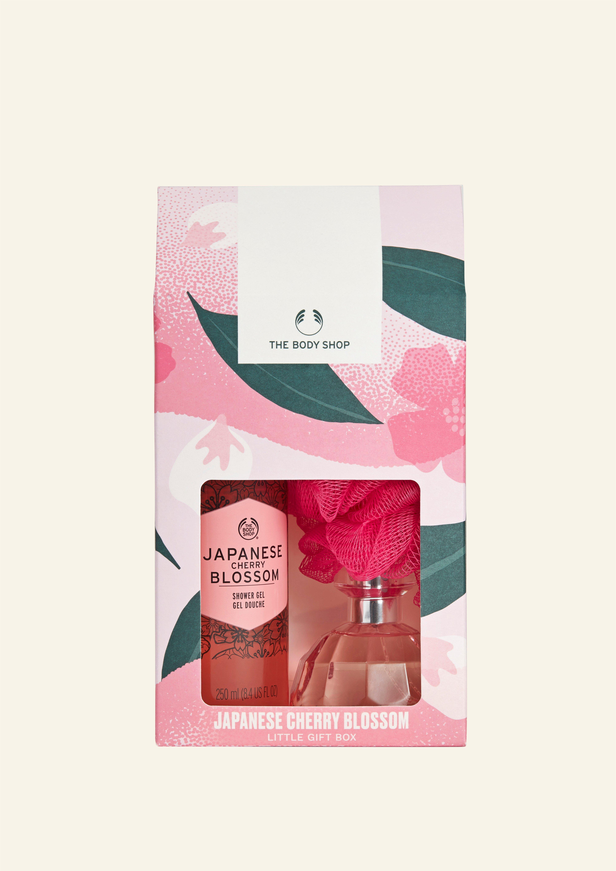 Kuti e Vogël Dhuratë me Lule Qershie Japoneze