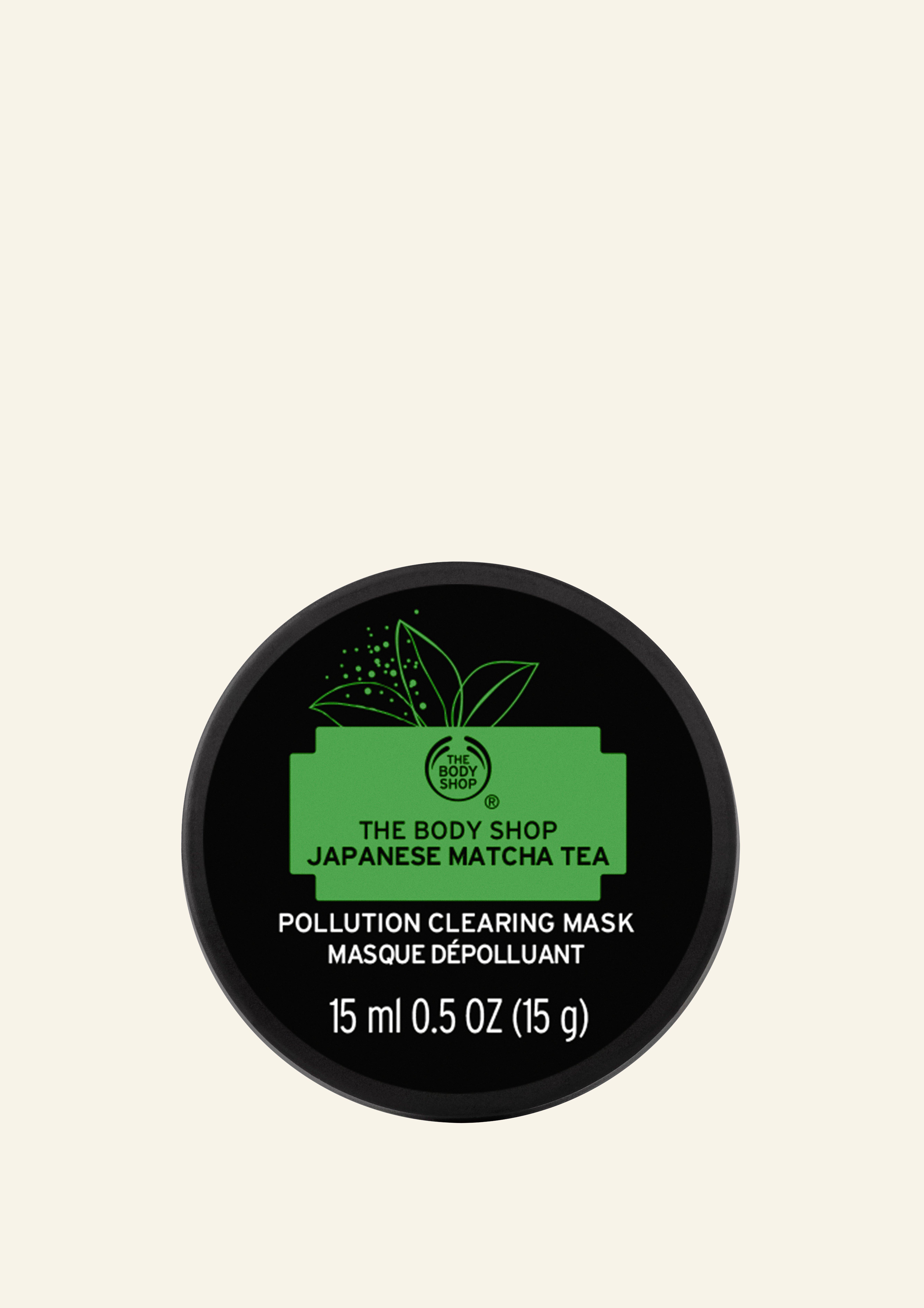 Maskë Pastruese kundër Ndotjes Japanese Matcha Tea