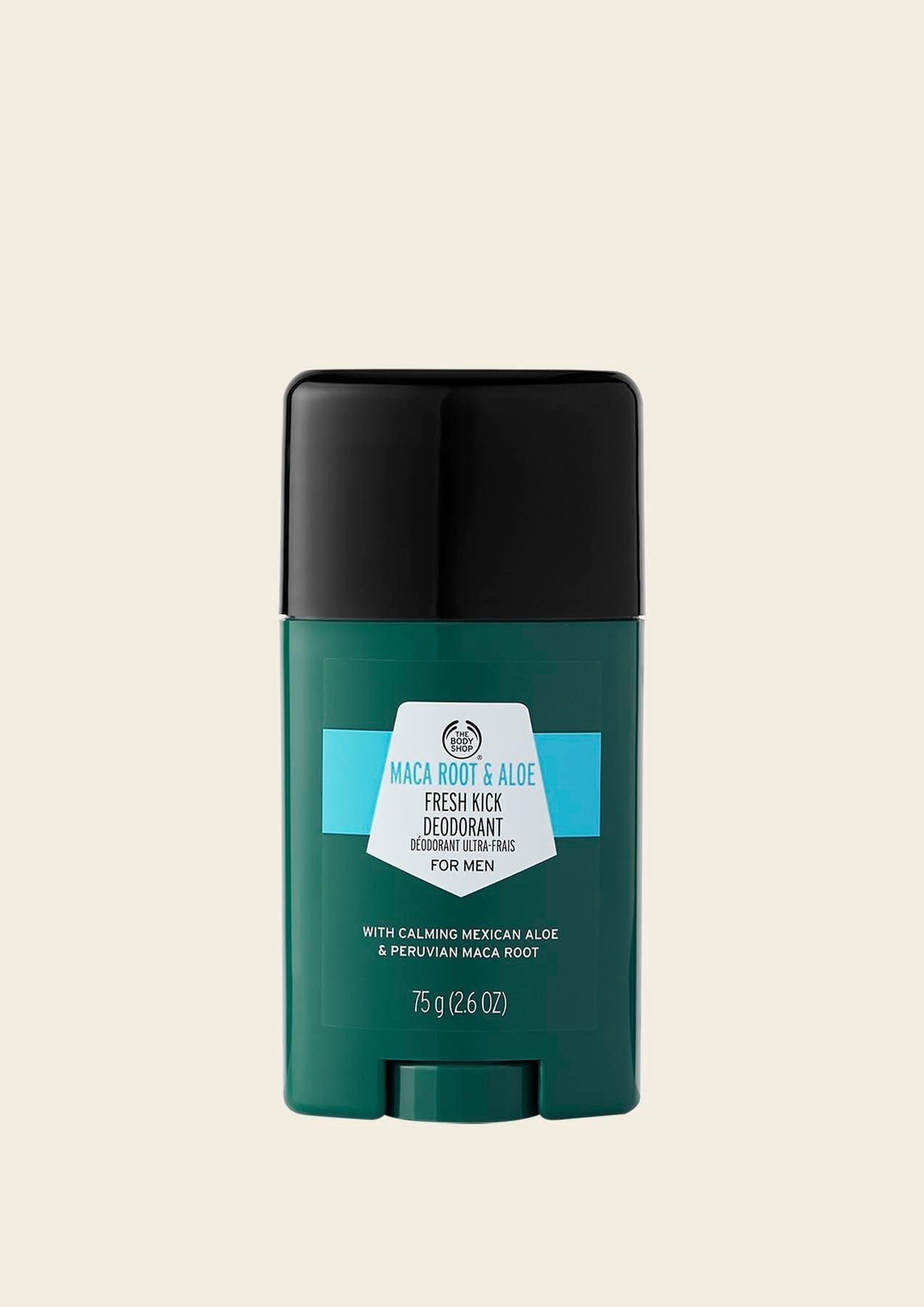 Deodorant Maca Root & Aloe Fresh Kick