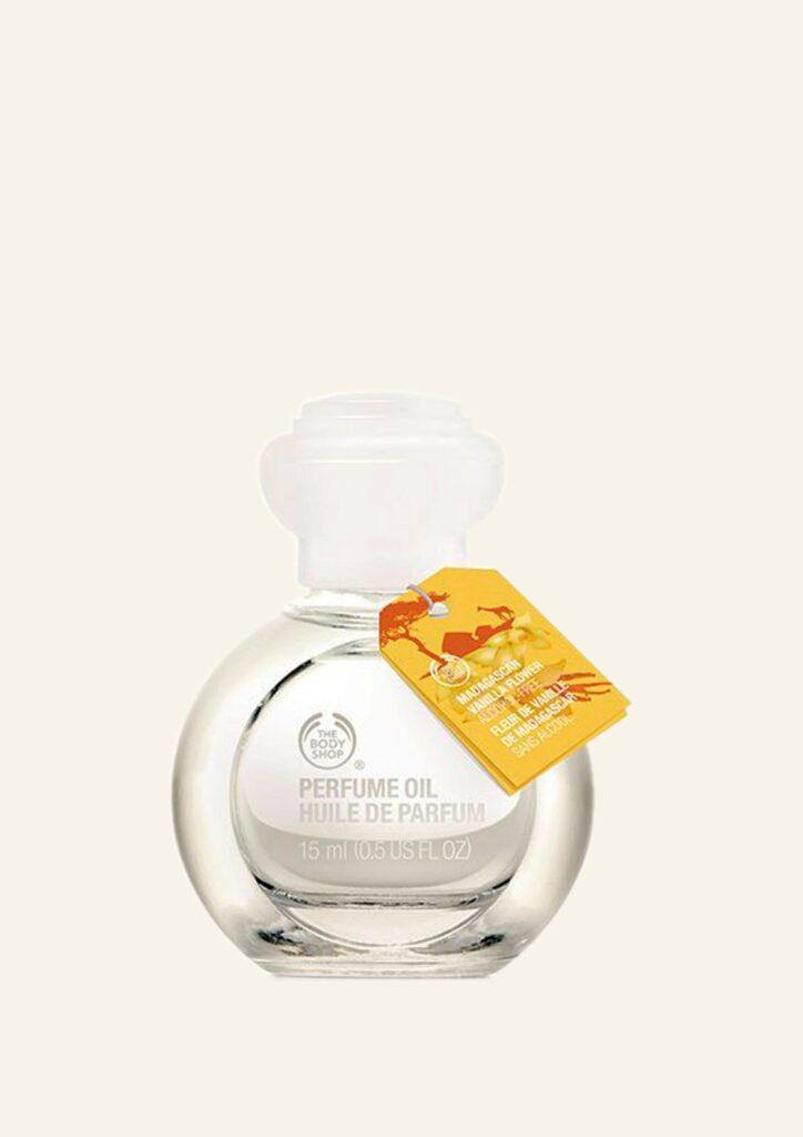 Parfum Vajor i Luleve të Vaniljes së Madagscar-it