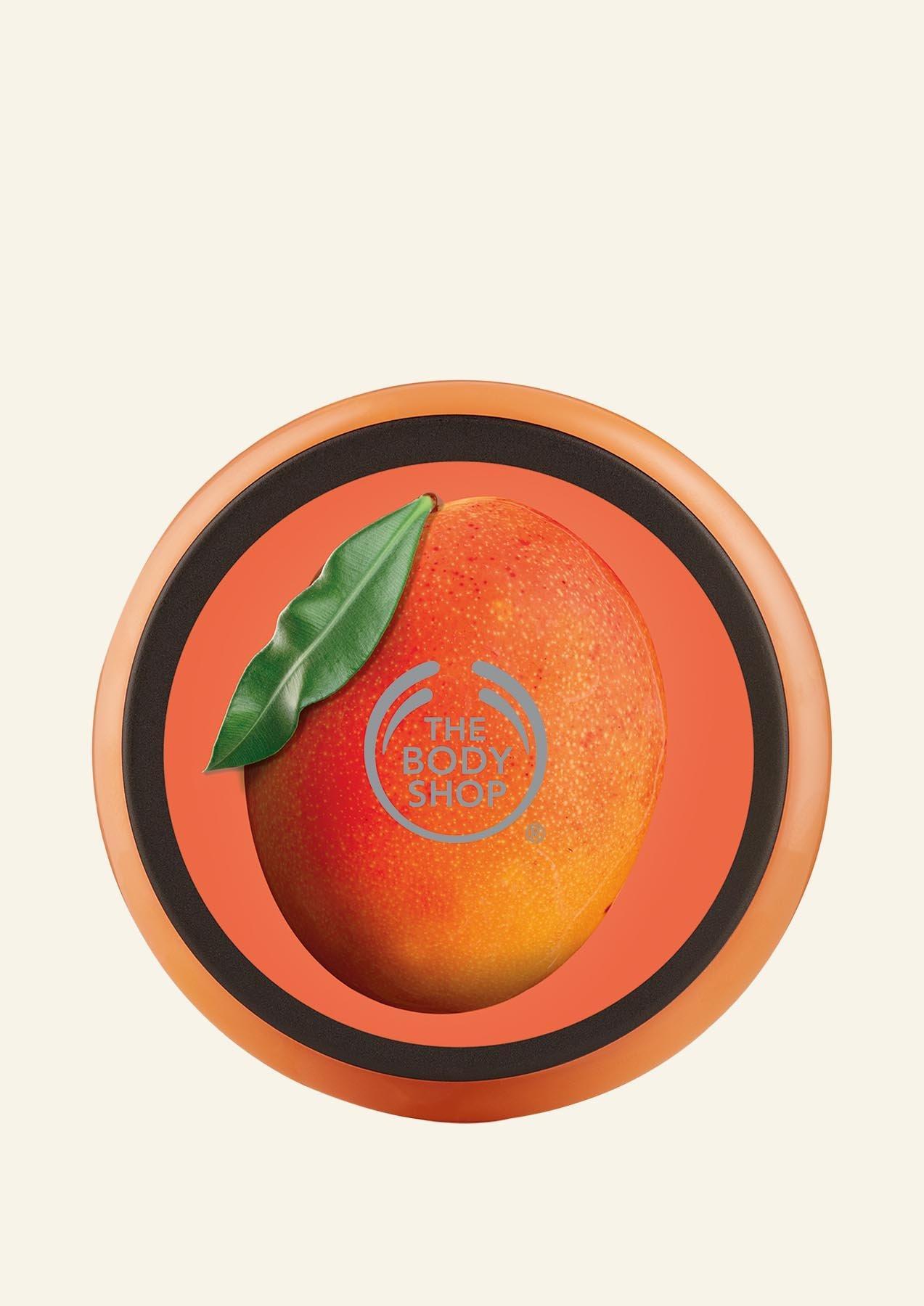 Scrub Eksfoliues Trupi me Sheqer dhe Mango