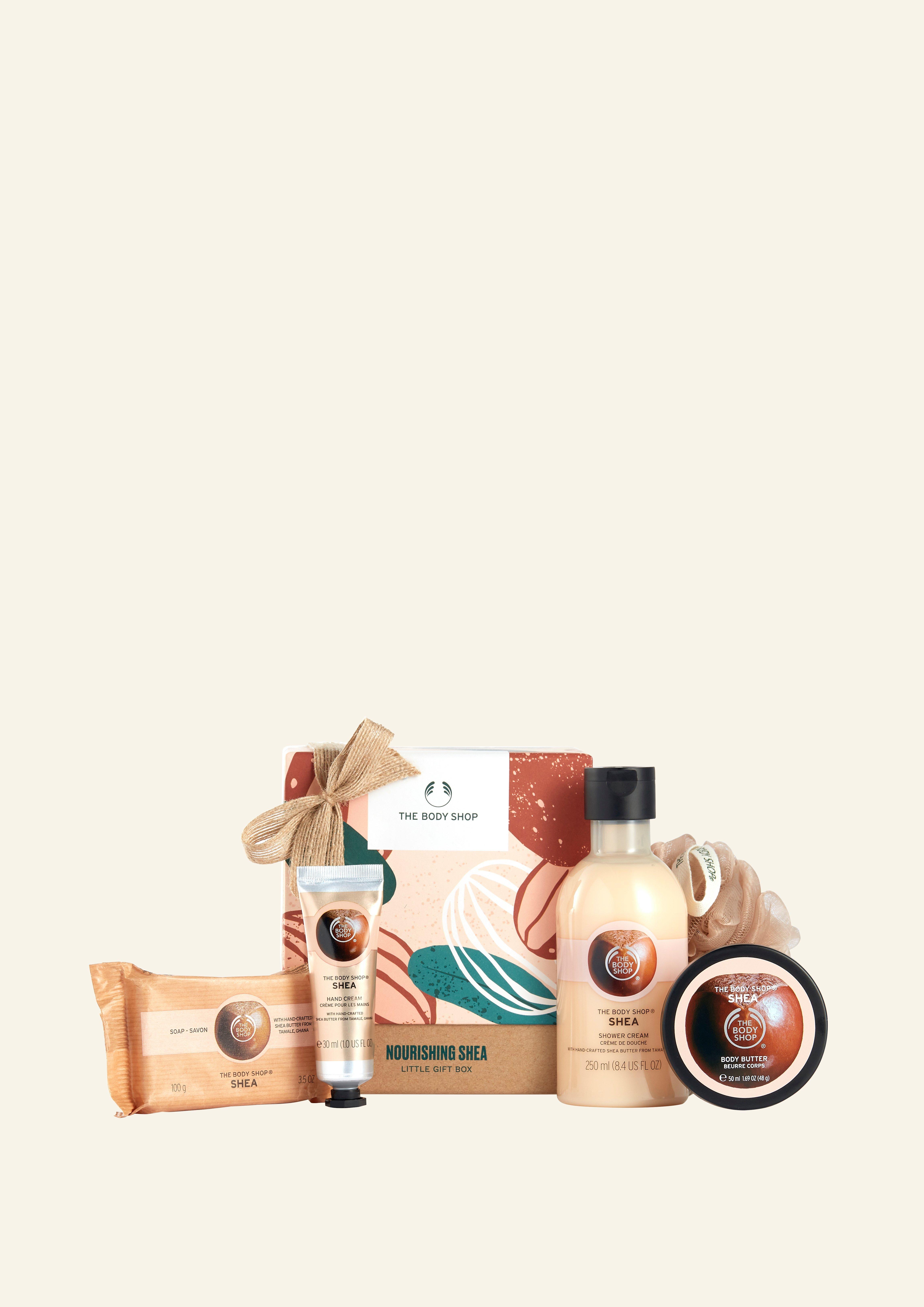 Kuti e Vogël Dhuratë Ushqyese me Shea
