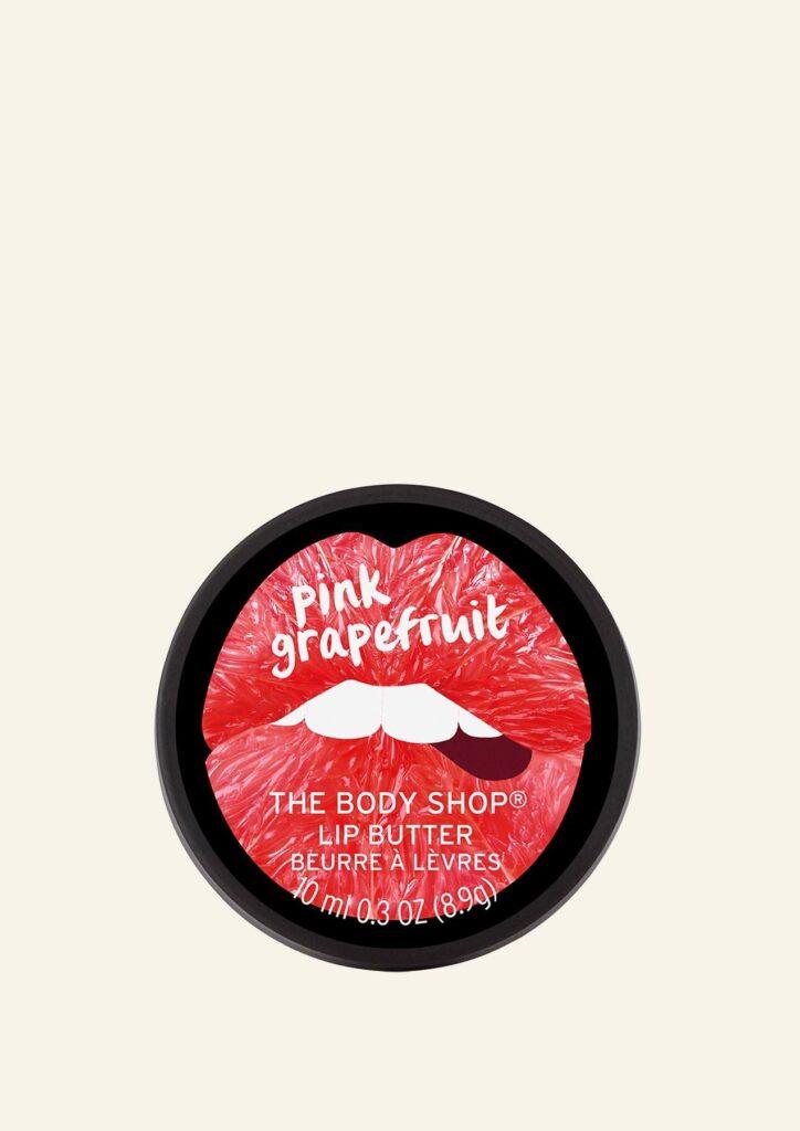 Gjalp Buzësh me Grejpfrut Rozë