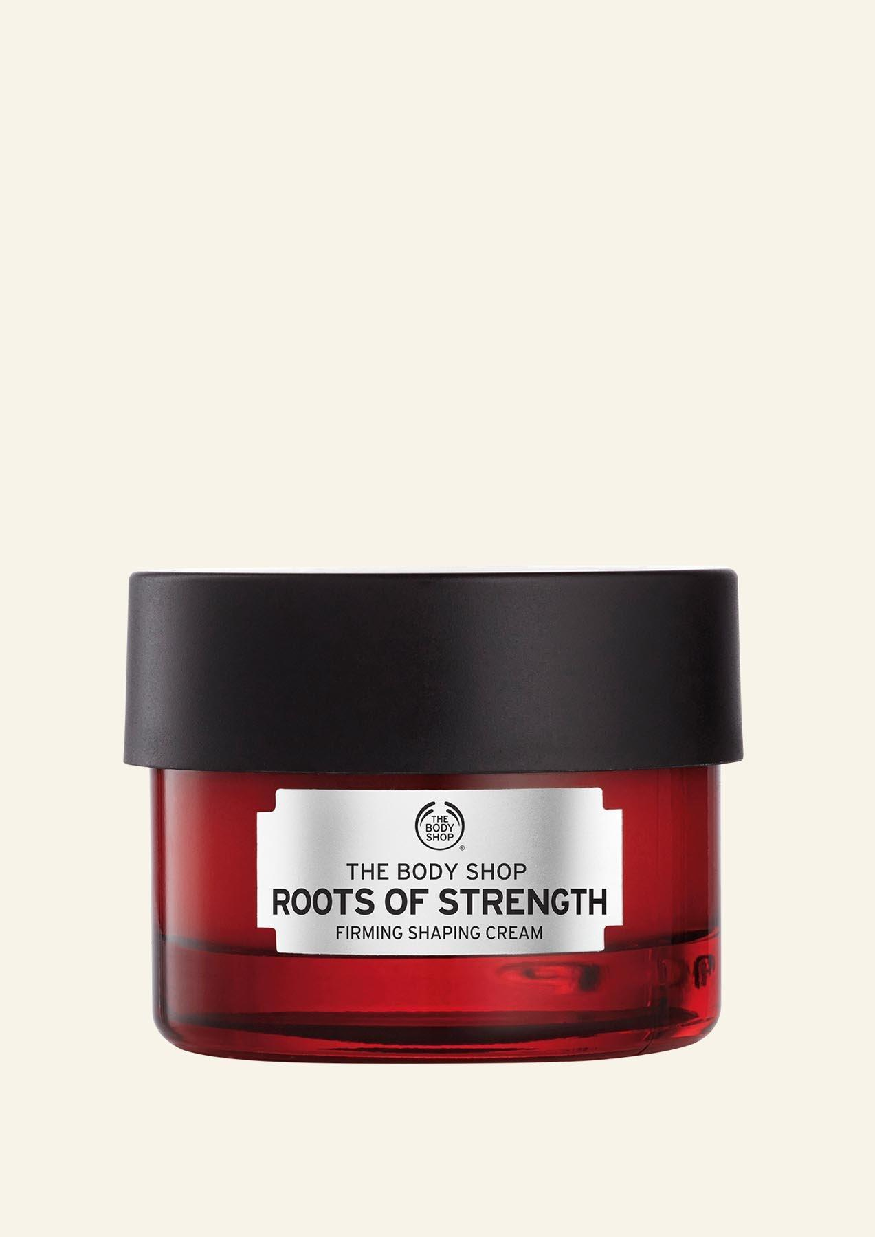 Krem dite Roots of Strength™ Firming Shaping Day Cream