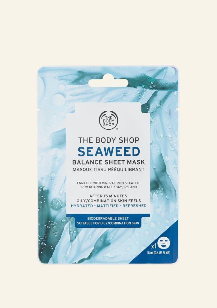 Seaweed Balance Sheet Mask