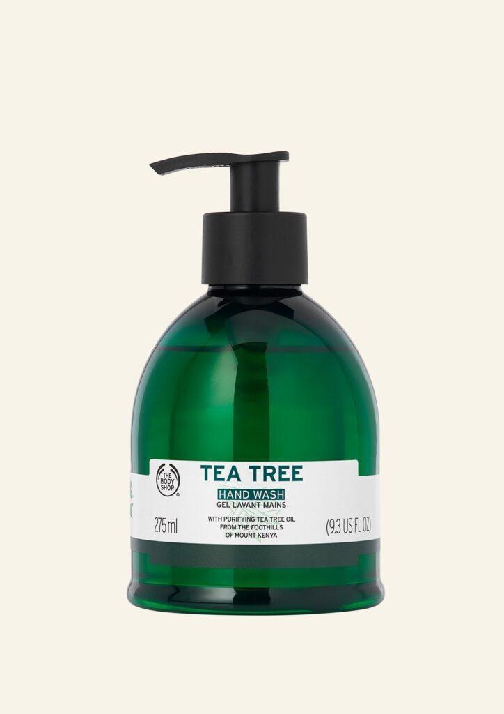 Larës Duarsh me Tea Tree