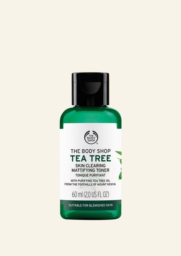 Toner Pastrues Matifikues me Tea Tree