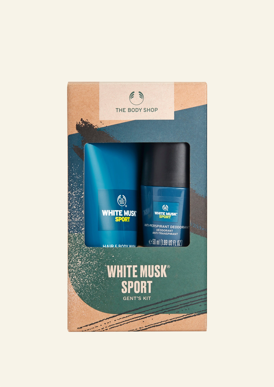 Kompleti White Musk® Sport Gent's