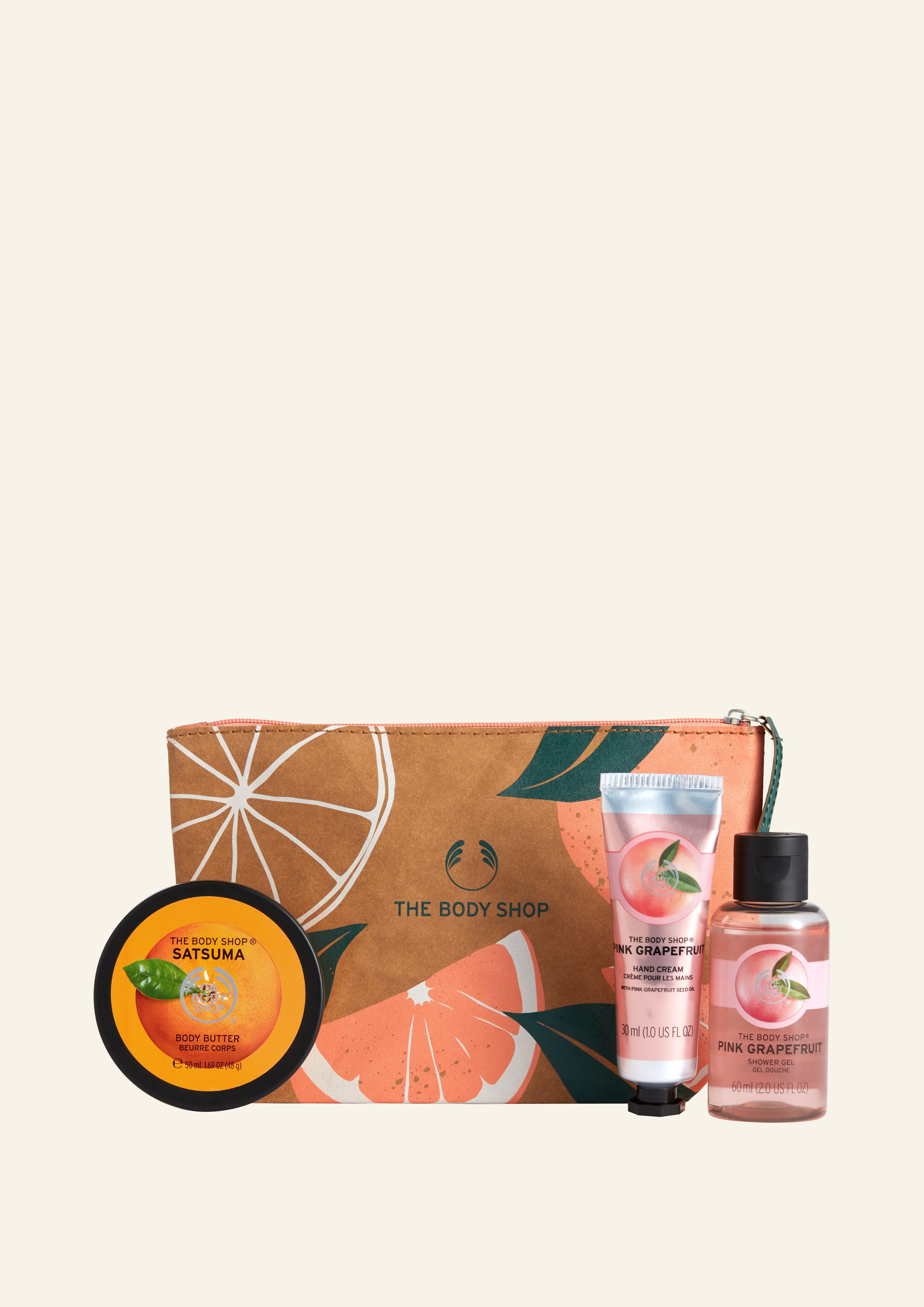 Çantë Dhuratë Zesty Satsuma & Pink Grapefruit